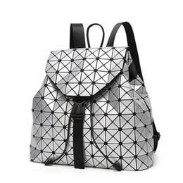 Brand Fashion Designer Backpack Luxury Men Women Backpacks Laser Backpack  Travel Backpack Sport Bags Student School Bags High Quality ba187df4cb06e