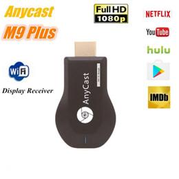 $enCountryForm.capitalKeyWord Australia - AnyCast M9 PLUS WiFi Display Dongle Receiver Chomecast 1080P HDMI TV DLNA Airplay Miracast Universal for iOS Mac Android RK3036