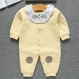 Brand Factory Clothes Australia - 2019 new newborn onesies baby clothing spring cotton romper cotton baby onesies baby clothes factory direct sales