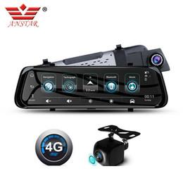 """$enCountryForm.capitalKeyWord Australia - Car Dvr 4G Android Mirror Dash Camera 10"""" Rearview Mirror Camera GPS ADAS"""
