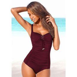 $enCountryForm.capitalKeyWord Australia - One-piece Swimwear Women Swimsuit Push Up Bathing Suit Vintage Monokini High Cut Bodysuit Beach Wear Plus Size Q190513