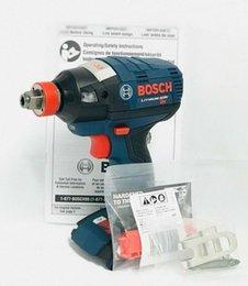 Bosch IDH182B Controlador de impacto listo para tomas sin escobillas de 18 voltios y 1/2 pulgada - Herramienta simple en venta