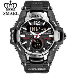 $enCountryForm.capitalKeyWord Australia - Smael 2019 Men Watches Fashion Sport Super Cool Quartz Led Digital Watch 50m Waterproof Wristwatch Men's Clock Relogio Masculino