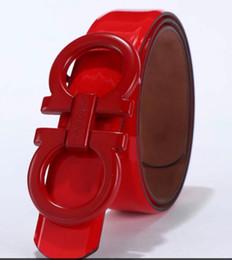 $enCountryForm.capitalKeyWord UK - Brand Men betl 2017 Famous 100% realy Leather Belt Smooth Buckle Women And Men High Quality Genuine Leather Designer Belts For Men