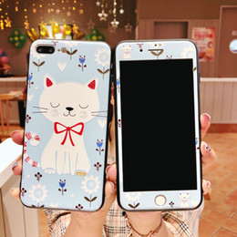 6df08df097 Iphone cartoon screen protector online shopping - For iphone xr cases with  tempered screen protector for