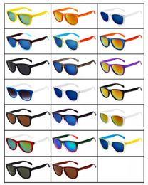 Sunglasses Sports Motorcycle Australia - 18 models man good quality Best cool nice sport Cycling eyewear bicycle bike Motorcycle men fashion Full colour sunglasses Free Shipping