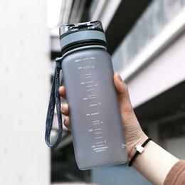 $enCountryForm.capitalKeyWord Australia - Uzspace 650ml Sport Water Bottle Leakproof Shaker Bicycle My Drink Water Bottle Travel Camping Hiking Plastic Drinkware Bpa Free Y19070303