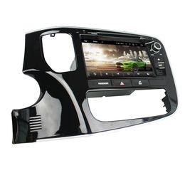 "Mitsubishi Gps Dvd Australia - IPS Octa Core 2 din 8"" Android 8.0 Car DVD Player for Mitsubishi Outlander 2013 2014 2015 4GB RAM Radio GPS 4G WIFI Bluetooth Mirror link"