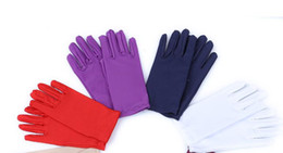 $enCountryForm.capitalKeyWord Australia - Summer sports outdoor riding gloves men and women short all-fingered driving jewelry gloves anti-flick etiquette gloves