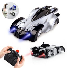 Toy remoTe conTrolled sporT cars online shopping - RC Cars Wall Climbing Car Rotate Degrees Remote Control Car Stunt Climber Sport Racing Cars Gravity Electric Toy