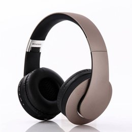 Cuffie con fascia TF KD23 wireless Bluetooth auricolare Radio Bests comodo supporto stereo Hi-Fi Gaming Headset per Android 10pcs