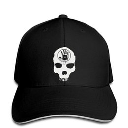 $enCountryForm.capitalKeyWord Australia - Baseball Cap Mens Baseball Cap Men Skyrim The Dark Brotherhood Skull Black Door Black