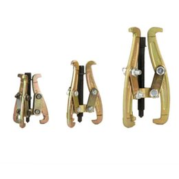 $enCountryForm.capitalKeyWord Australia - 3 4 6-Inch 3 leg Bearing Gear Hub Puller Set Internal External Reversible Gear Removal Tool for Slide Gears, Pulley, Flywheel