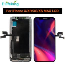 "Schermo AMOLED Per Screen Display LCD Touch iPhone X XS XS XR MAX Digitizer Assembly OEM Sostituzione TFT 100% testato per iPhone X 5.8"" in Offerta"