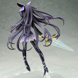 live action figure Australia - NEW hot 20cm DATE A LIVE Yatogami Tohka Princess action figure toys collection Christmas