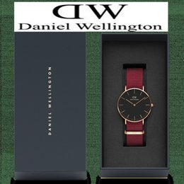 men watches resistant 2019 - AAA luxury Wellington watch 40mm Men watches 36mm Women Watches Brown leather nylon black watch waterproof fashion quart