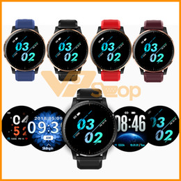 $enCountryForm.capitalKeyWord Australia - Q20 Smart Watch Waterproof Blood Pressure Heart Rate Monitor Bluetooth Sports Smartwatch Fashion Wristwatch Fitness Tracker Smart Bracelet