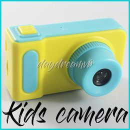 $enCountryForm.capitalKeyWord Australia - K7 Kids Camera Mini Digital Cameras Cute Cartoon Cam 1080P Toddler Toys Children Birthday Gift 2 Inch Screen Cam easy take photos cheapest