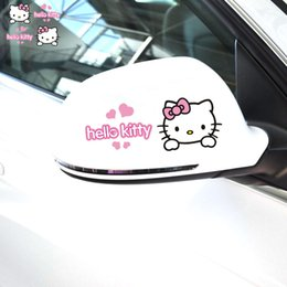 $enCountryForm.capitalKeyWord Australia - Car Sticker and Decals Cute Car Rearview Mirror Decal Lovely Styling Car Accessories Vinyl Decal