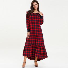 e2da6fafe8744 Shop Red Long Sleeve High Low Dress UK | Red Long Sleeve High Low ...