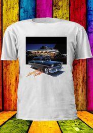 Chevy Wholesale Australia - Bob Falfa's 55 Chevy American Swag T-shirt Top Men Women Unisex Gifts Dropshipping