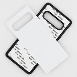 $enCountryForm.capitalKeyWord NZ - 10 PCS Wholesale Sublimation 2D Phone Case for Samsung S10,s10 plus,note 9 Mobile Phone Case For Samsung Galaxy s10 Case Covers