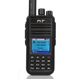 uhf mobile NZ - TYT DMR Digital Mobile Radio TYT MD-380 Tytera Walkie Talkie 1000 Channel Professional Two Way Radio UHF 400-480MHz