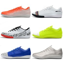 $enCountryForm.capitalKeyWord Australia - 2018 cheap mens turf soccer cleats indoor soccer shoes low top VAPORXS 12CLUB IN TF football boots new arrival size 35-46