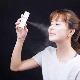 $enCountryForm.capitalKeyWord Australia - Portable Face Battery Sprayer Bottle Nano Mister Facial Hair Steamer Ultrasonic Ozone Face Spray Cold Beauty Hydrating Skin Care Tools