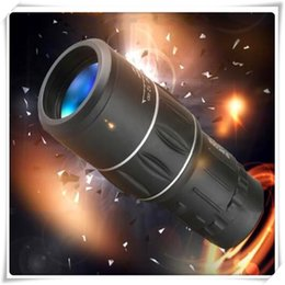 Telescope Free Shipping Australia - Monoculars New 16*40 Hunting Telescope Tourism Optical Outdoor Sporting Eyepiece Brand High Time Portable Binocular Telescope Free Shipping