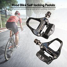 Ingrosso GUB RD2 autobloccante Pedale Mountain Road Bike Locks Pedali MTB alluminio Parti di biciclette Biciclette