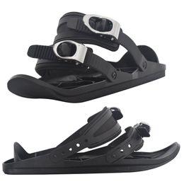 Wholesale Mini Ski Skates Snow Shoes Mini Ski Skates for Snow The Short Skiboard Snowblades
