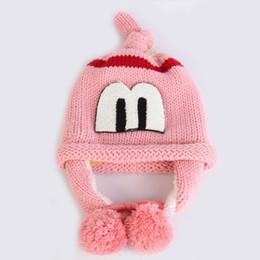 $enCountryForm.capitalKeyWord UK - Clearance New Spring Autumn Winter Cute Infants Baby Hat For Girl boy Kids Wool Velvet Earmuffs Cap
