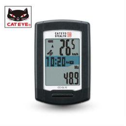 Cc Bikes Australia - CATEYE CC-GL10 GPS USB charging backlight mountain bike bicycle speed odometer computer #567564