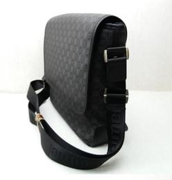 Mens designer cross body bags online shopping - 2019 Shoulder bag mens bag designer Cross Body Satchel women handbag small pouch black PLAID purse cm