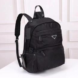 2019 dizüstü sırt çantası moda tasarımcısı sırt çantası omuz çantası çanta presbiyopik paket postacı çantası paraşüt kumaş dizüstü sırt çantaları