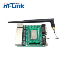 $enCountryForm.capitalKeyWord NZ - Free Shipping MTK7688AN industrial serial wifi module ethernet UART WIFI openwrt smart wireless module HLK-7688A kit