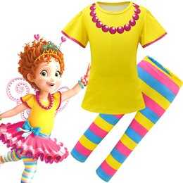 4f6874948e3f9f Halloween Movie T Shirts Australia - Hot 3D Fancy Nancy Kids Child Cosplay  Halloween Costume Short