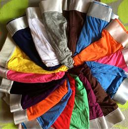 Man Modal boxers online shopping - Famous Designer Men Boxer Underwear Shorts For Man Fashion Sexy Underwear Casual Shorts Modal Man Breathable Male Gay Underwear Shorts