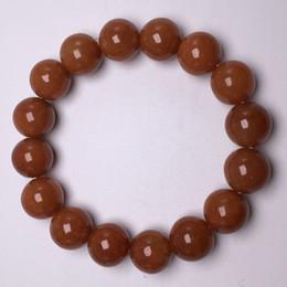 $enCountryForm.capitalKeyWord Australia - Jadeite Bead Chain Yellow Jadeite Hand String Men and Women Myanmar Jadeite A Goods