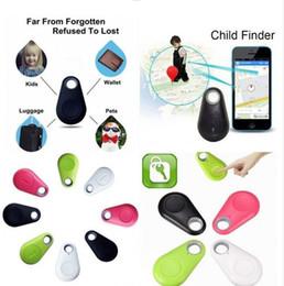 $enCountryForm.capitalKeyWord Australia - Mini GPS Smart Wireless Bluetooth 4.0 Anti Lost Tracking Alarm Finder Device Auto Car Pets Key Kids Motorcycle Tracker