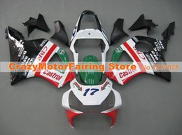 $enCountryForm.capitalKeyWord Australia - New Injection ABS motorcycle fairings kit for HONDA CBR 954RR 954 2002 2003 CBR954RR 02 03 CBR 900RR fairings parts custom white red green