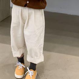 $enCountryForm.capitalKeyWord Australia - 2019 children clothing baby boys girls autumn new soft comfortable loose wide legged pants children pants