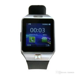 $enCountryForm.capitalKeyWord Australia - DZ09 Smart Watch Bluetooth Dz09 Smart watches with Camera SIM Card For Android Smartphone SIM Intelligent Smartwatches