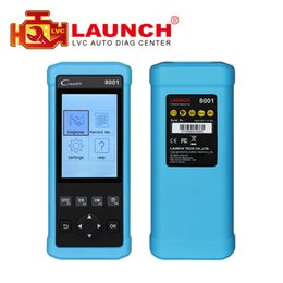 launch car diagnostic scanner Australia - Launch X431 CReader 8001 OBD2 Car Code Reader Full OBDII Scanner EOBD Auto X-431 Diagnostic Tool