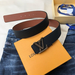 $enCountryForm.capitalKeyWord Australia - The 40mm belt is elegantly styled with a neon rope Mens Belt Authentic Official Belt With Box