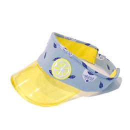 03c17984deec9 Children plastiC sun hats online shopping - Kids Sun Hats Beach Accessories  Print Summer Sun Visor