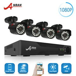 anran camera UK - ANRAN CCTV Security System 1080p 2MP AHD Video Surveillance Camera 8 Channel DVR