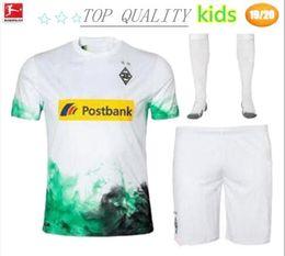$enCountryForm.capitalKeyWord Australia - Kids kit+ Socks 2019 2020 Borussia MOnchengladbach HOME SOCCER JERSEYS 19 20 HRANER RAFFEL STINDL PLEA BOY SET football shirt child