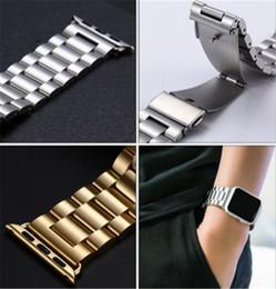 $enCountryForm.capitalKeyWord Australia - Strap for Apple Watch Band Double Rubber Button Silicone IWatch Strap For Apple Watch1 2 3 4